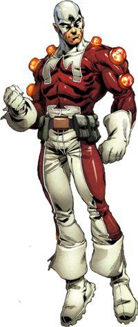 Colonel John Wraith aka Ultimate Vindicator : Alpha Flight  by Mark Brooks °°