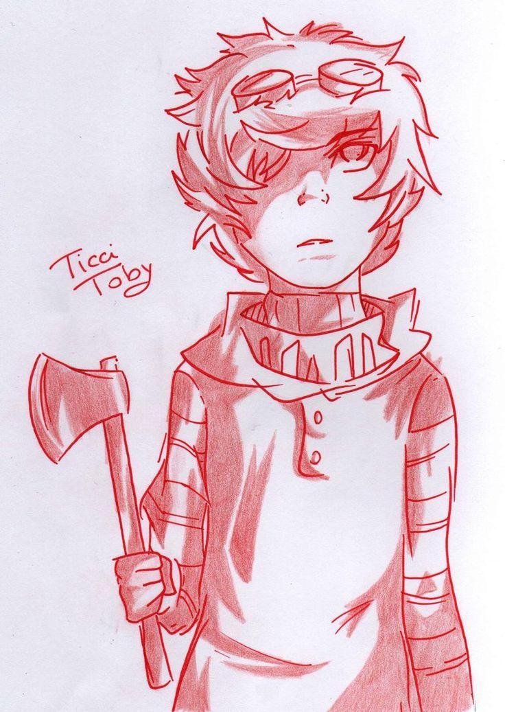 Ticci Toby by Ticci-Coffy
