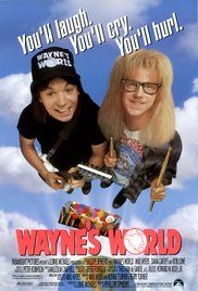 """Want to """"Party On"""" like Garth in Wayne's World?  Grab some Ray-Ban Wayfarers to get the look.  Hairstyle optional.  https://www.framesdirect.com/framesfp/Ray-Ban_RX-tdkemi/r.html"""
