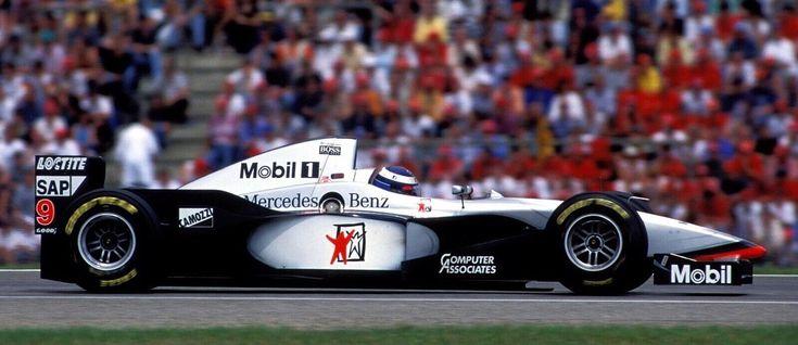 West McLaren Mercedes                                         No.9 Mika HAKKINEN                                     McLaren MP4/12                              Mercedes-Bzns FO110F NA3.0L V10 Goodyear