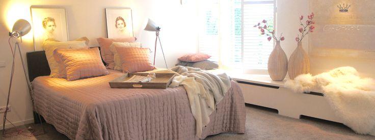 Van rommelzolder naar slaapkamer en badkamer