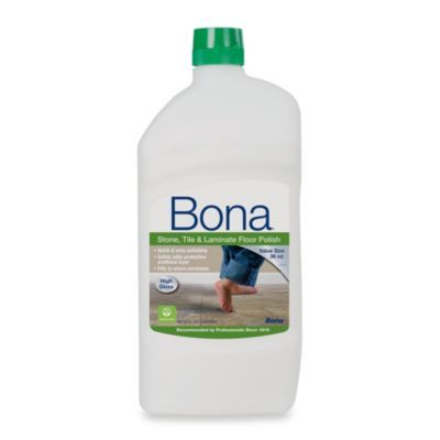 Bona Hard Surface Floor Polish 36 Oz Polish Floor Laminate Flooring Flooring