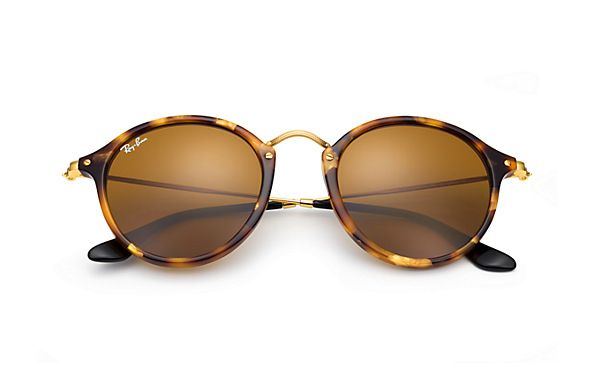 Ray-Ban 0RB2447 - ROUND FLECK SUN | Official Ray-Ban Online Store