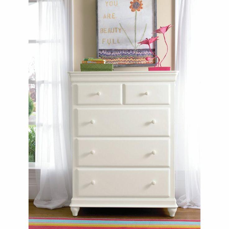 smartstuff Classic 4 0 Summer White 5 Drawer Dresser   131A010. 17 Best ideas about 5 Drawer Dresser on Pinterest   6 drawer