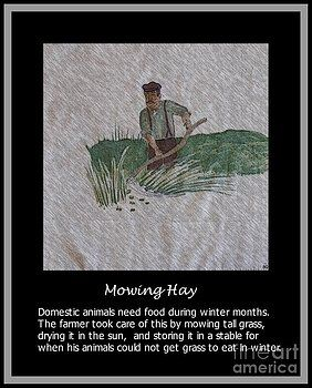 Barbara Griffin - Mowing Hay