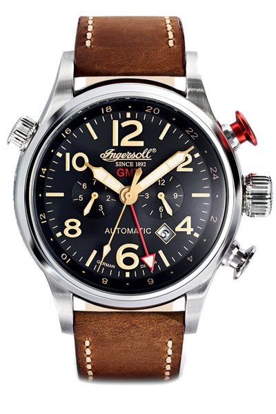 Ingersoll Lawrence IN3218BK | EVOSY | The Premier Destination for Watches and Accessories