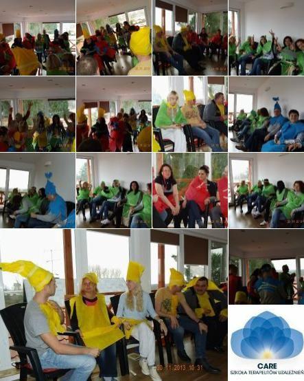 """workshop """"Tolerance""""  Zajęcia w naszej szkole www.brok.edu.pl"""