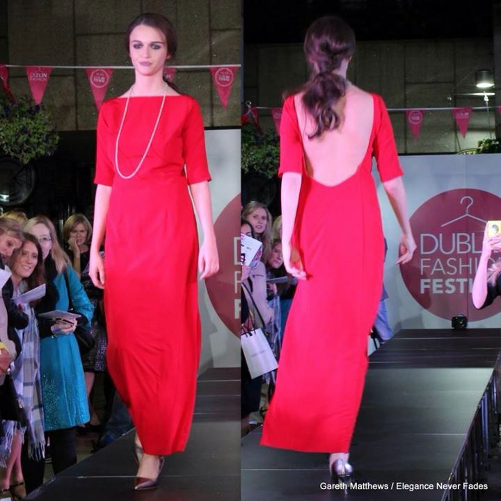 Occasion wear styles from Dff fashion show styled by the design house