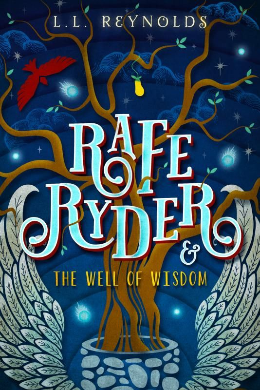 Cover Contest - Rafe Ryder and the Well of Wisdom - AUTHORSdb: Author Database…
