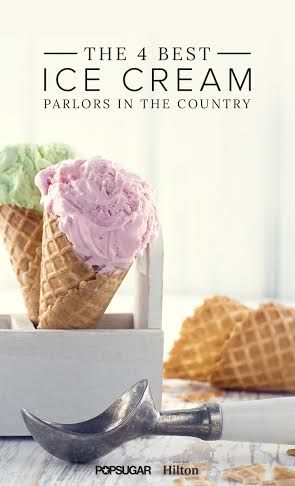 If you love ice cream, these are must-visit parlors.