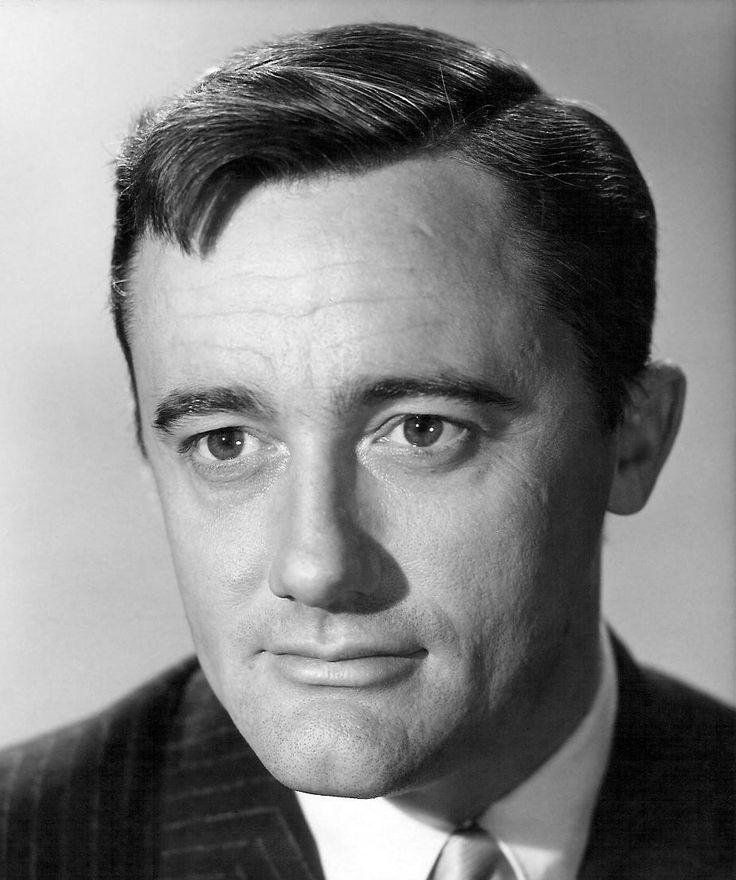 "Robert Vaughn (1932-November 11, 2016), as ""Napoleon Solo"" in a publicity still for THE MAN FROM U.N.C.L.E. (NBC, ca. 1964)"