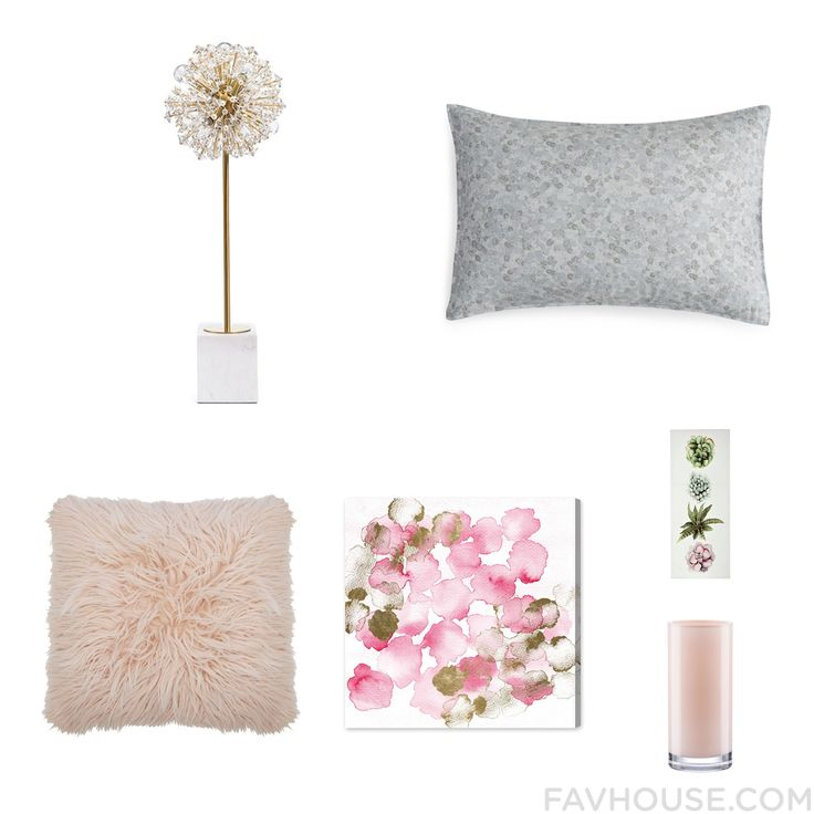 Home Decor Pieces Featuring Kate Spade Table Lamp King Pillow Sham M&co Throw Pillow And Canvas Wall Art From January 2017 #home #decor