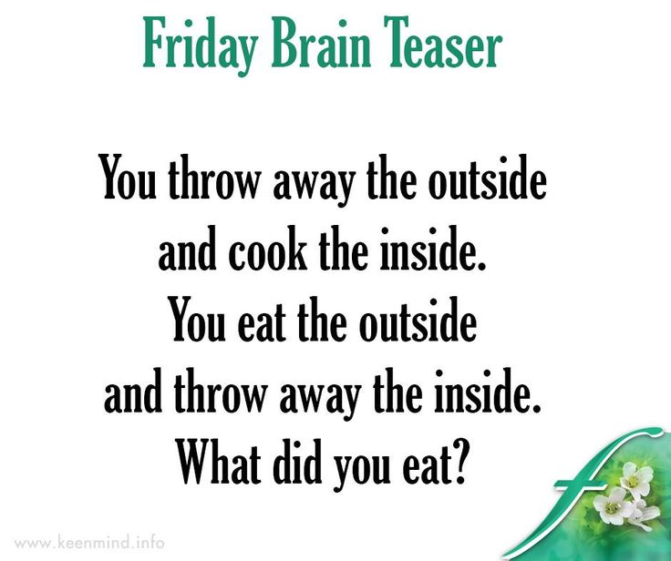 Time to challenge our brain. Do you know the answer? #Flordis #KeenMind #brainteaser
