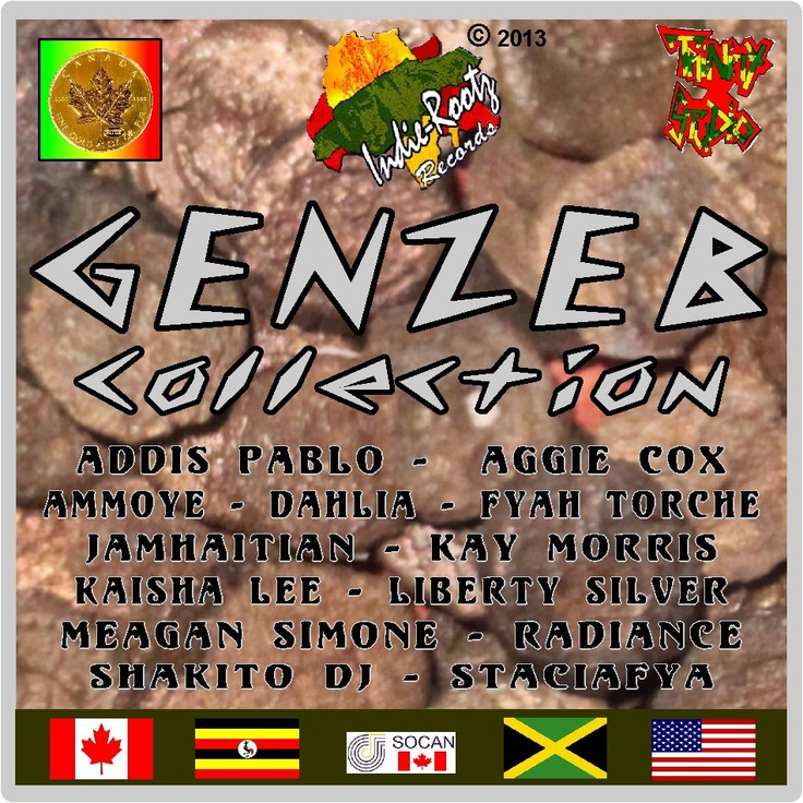 Genzeb Collection is out on ITunes and Amazon. Riddims: Money by Pink Floyd