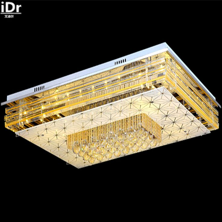 16 best lighting images on pinterest light fixtures flush europe room bedroom cozy two color led intelligent light bright flat rectangular crystal ceiling ceiling aloadofball Gallery