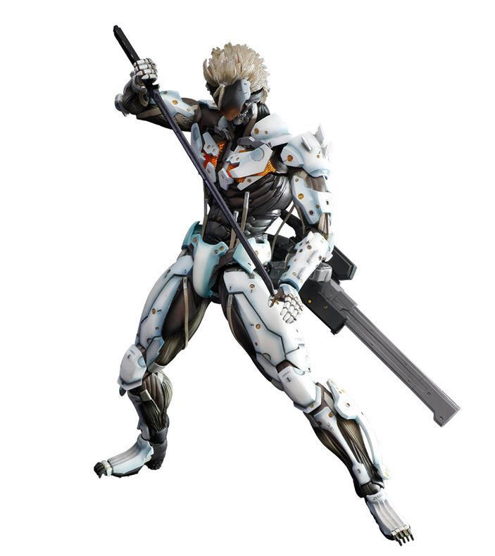 RAIDEN - Metal Gear Rising Revengeance  #MetalGear #MetalGearRising #Raiden #MetalGearVengeance #Action #Games #Videogames #accion #fight #lucha #MetalGearRevengeance #PlatinumGames #Konami #revengeance