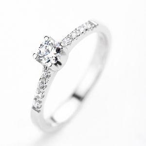 Inele de logodna cu diamante - DR125