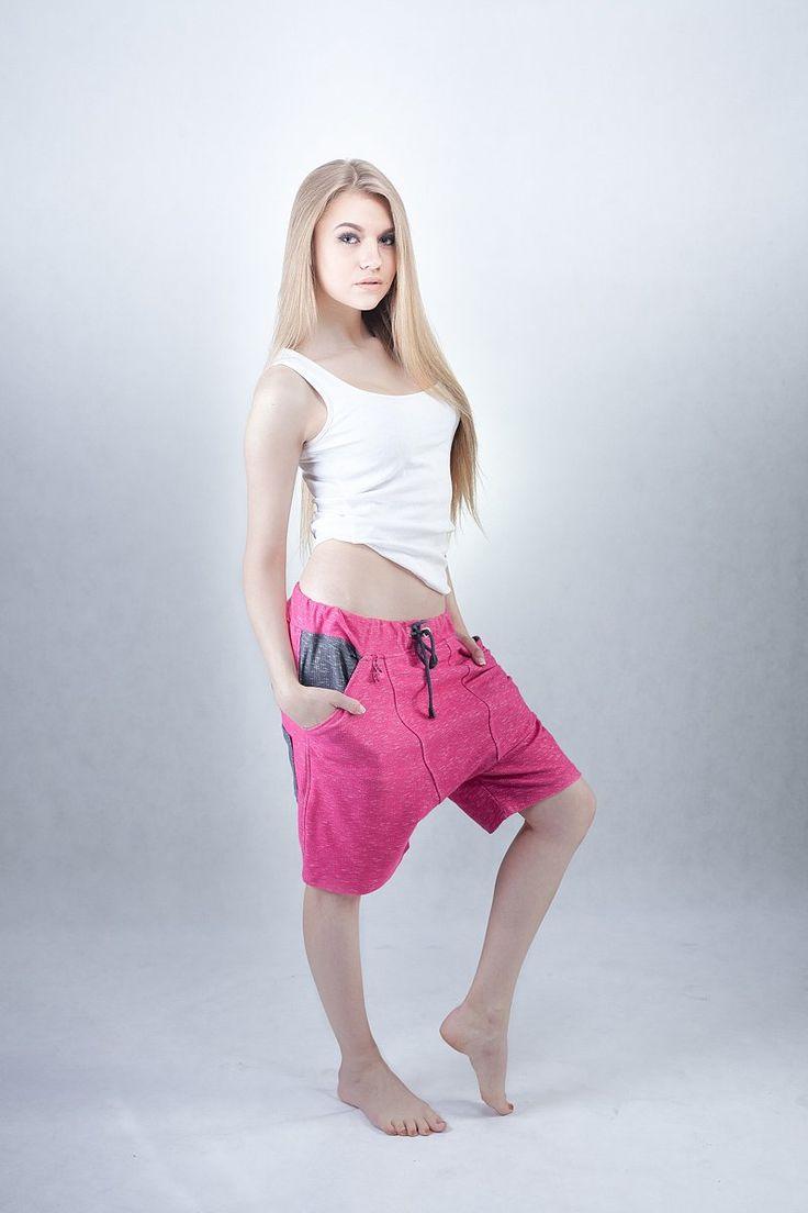 Szortz Pink (506225) od AliBadi - MyBaze.com