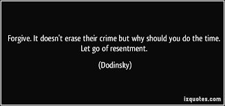 Image result for letting go of resentment