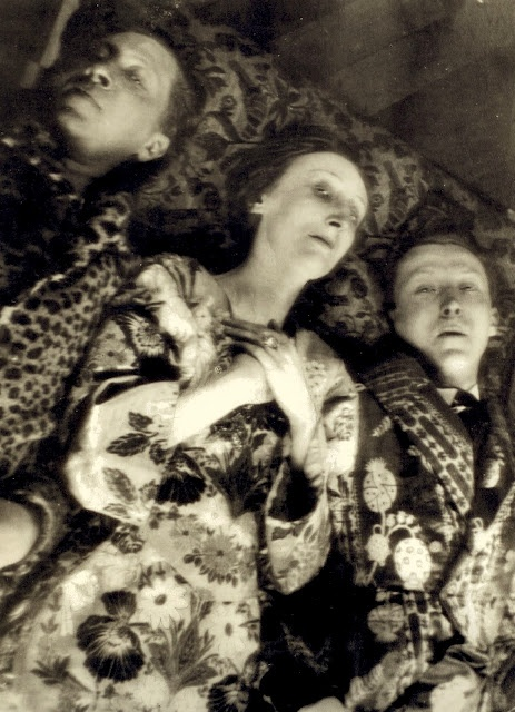 THE SITWELLS: Dame Edith Sitwell, Sir Osbert Sitwell and Sacheverell Sitwell