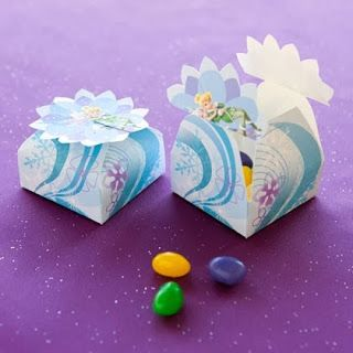 kerajinan anak, kotak asesori/permen untuk anak SD bertema kotak peri disney