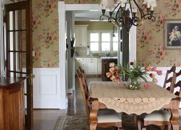 Dining Photos Eclectic Cottage Design, Pictures, Remodel, Decor and Ideas - page 13