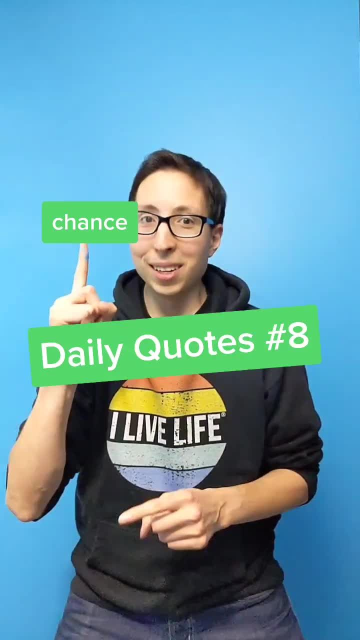 Pin By I Live Life Lifestyle Brand On Tiktok Videos That Will Make Your Day Better Daily Quotes Live Life Make It Yourself