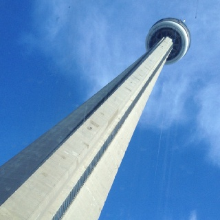 CN Tower!
