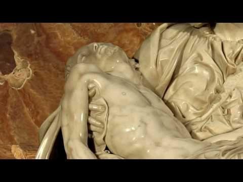 Michelangelo, Pietà, marble, 1498-1500 (Saint Peter's Basilica, Rome)    Speakers: Dr. Beth Harris and Dr. Steven Zucker