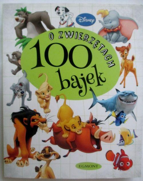 100 bajek DISNEY na każdą okazję o zwierzętach ... (6090591061) - Allegro.pl - Więcej niż aukcje.