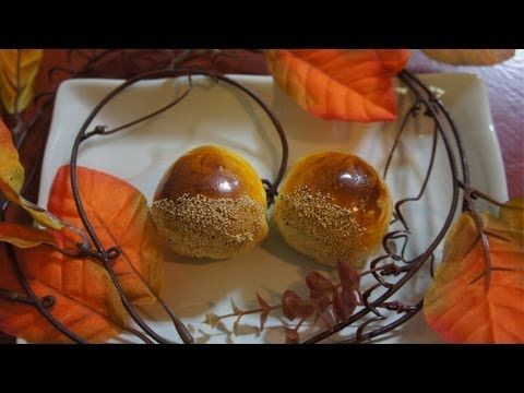How to make: Wagashi Kuri Manju(Japanese chestnut cake) ~栗まんじゅう~