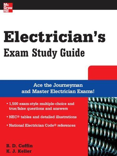 68 best electrical images on pinterest electric garages and electricians exam study guide mcgraw hills electricians exam study guide by brian coffin fandeluxe Images