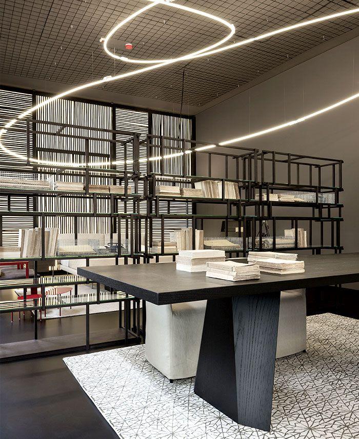 Living Divani Temporary Store at Torre Velasca Expo 2015 living divani temporary store 1