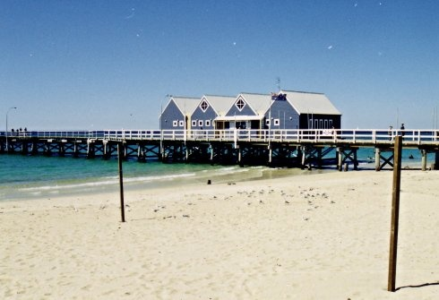 Busselton. Could be the next place we live?