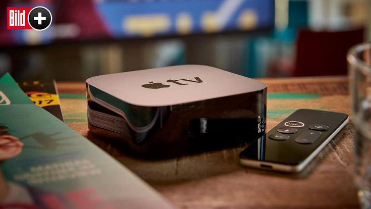 *** BILDplus Inhalt *** Die Streamingbox im Test - Apples TV-Kästchen ist jetzt ultra-scharf
