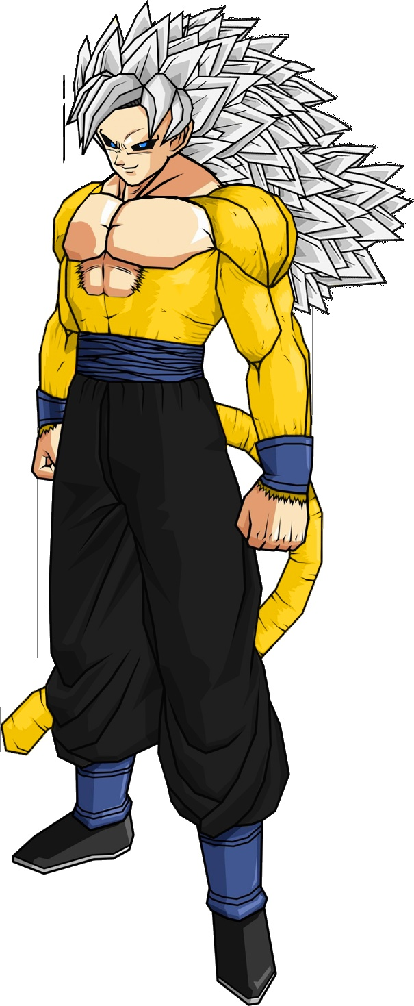 Goku SSJ6 by DB-Own-Universe-Arts.deviantart.com