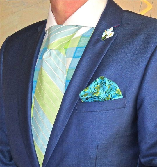 Moods Of Norway suit, Steven Land shirt, Ted Baker tiepocketsquare