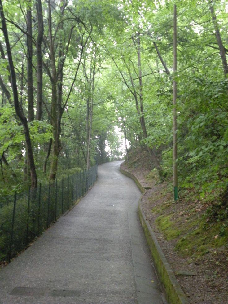 Lenno Pathway, Italy
