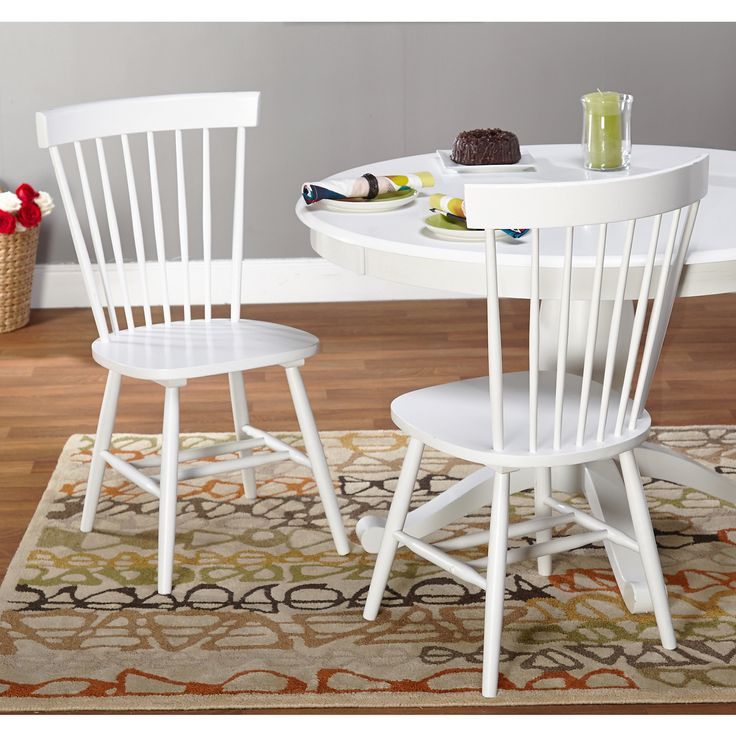simple living venice dining chairs set of 2 overstock shopping great deals kitchen table