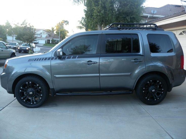Rockstar Rims 2013 Honda Pilot Pinterest Honda Pilot Honda And Paint