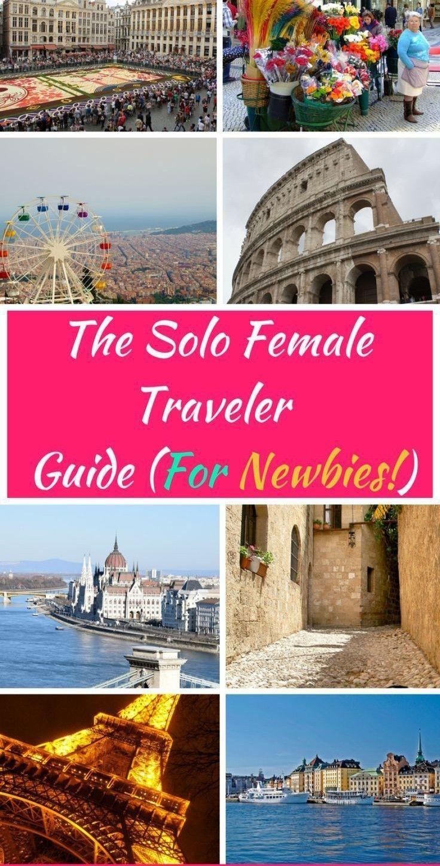 El viajero femenino en solitario 🛫🛫🌏🌏🛬🛬