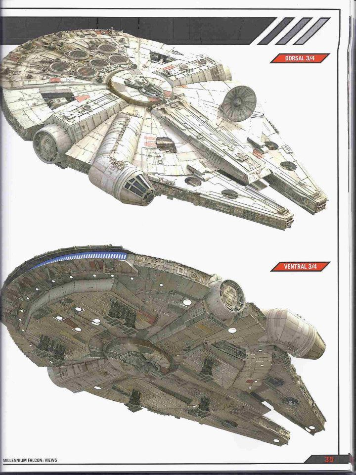 Millenium Falcon #starwars                                                                                                                                                     More