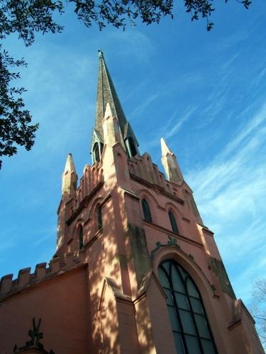 Abbeville Trinity Church - Abbeville South Carolina SC