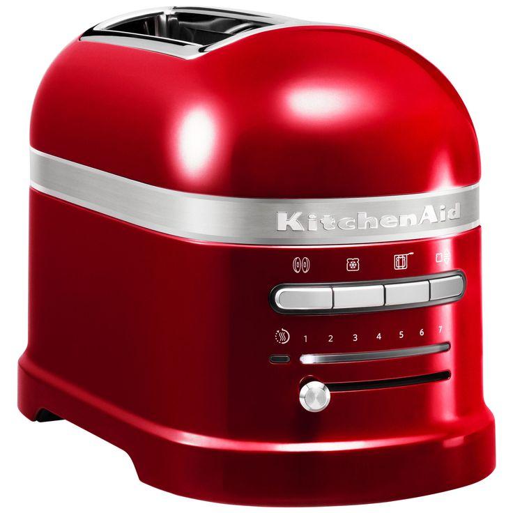 Kitchenaid artisan 2slice toaster candy apple in 2020