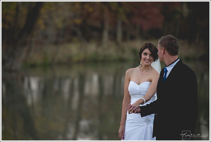 Lapa-On-Vaal | Wedding shot with Tammy Holliday | kellym.co.za