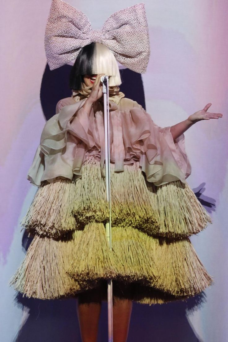 Sia On the Voice | Sia, live, The Voice, US, concert, performance, prestation, Chandelier