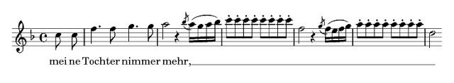 Partitura fácil de La Flauta Mágica pinchando en la imagen