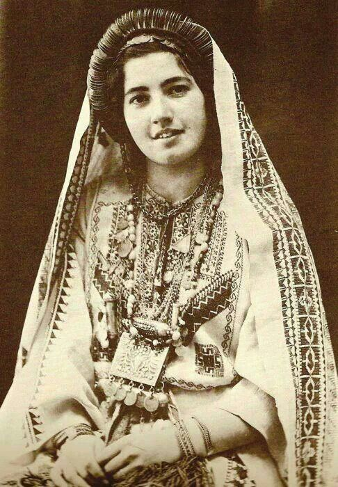 Ramallah Dress - Palestine