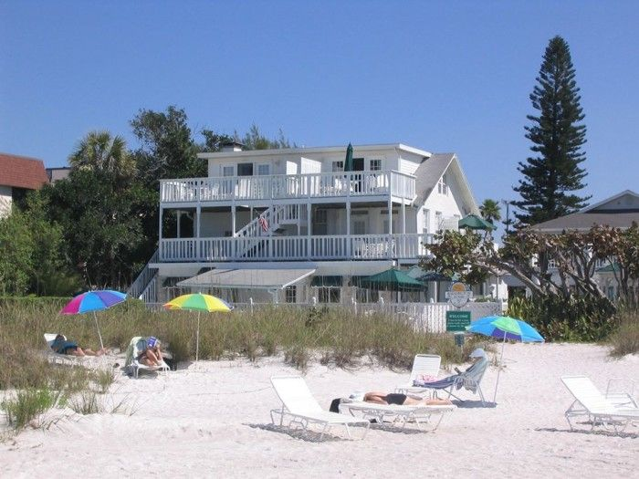 Harrington House Bed and Breakfast on Anna Maria Island was listed #1 in this article about 8 awesome vacations everyone from Florida should take!
