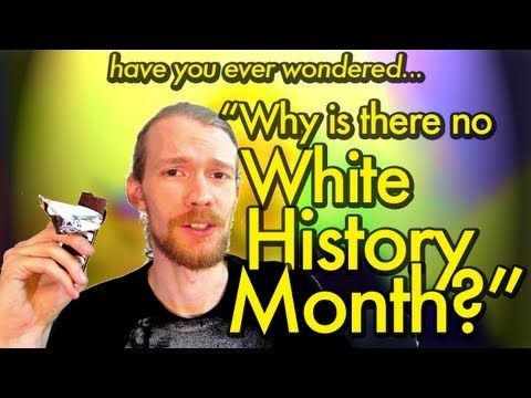 Black History Month for White People